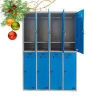 Шкаф разборный металлический с 8-ю отделениями